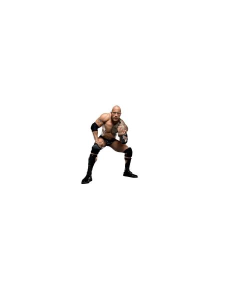 FIGURA THE ROCK WWE