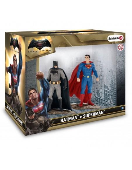 BLISTER FIGURAS BATMAN US SUPERMAN