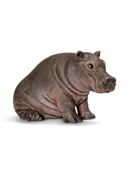 FIGURA CRIA DE HIPOPOTAMO