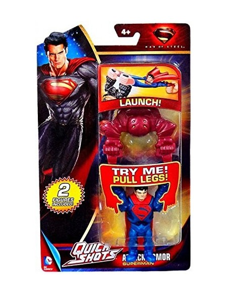 BLISTER SUPERMAN QUICK SHOTS