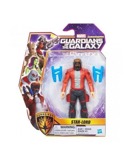 FIGURAS GUARDIANS  OF THE GALAXY , MARVEL