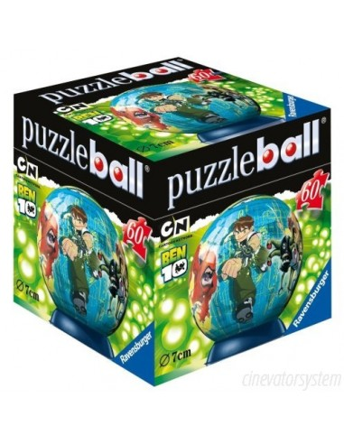 PUZZLE BALL